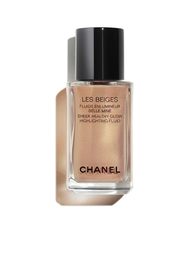CHANEL - CHANEL LES BEIGES FLUIDE ENLUMINEUR BELLE MINE - illuminateur liquide - SUNKISSED